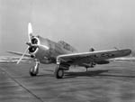 P-36 Curtiss Hawk