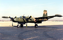 B-26K/A-26A Counter Invader