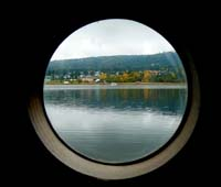 Looking Through the Port Hole